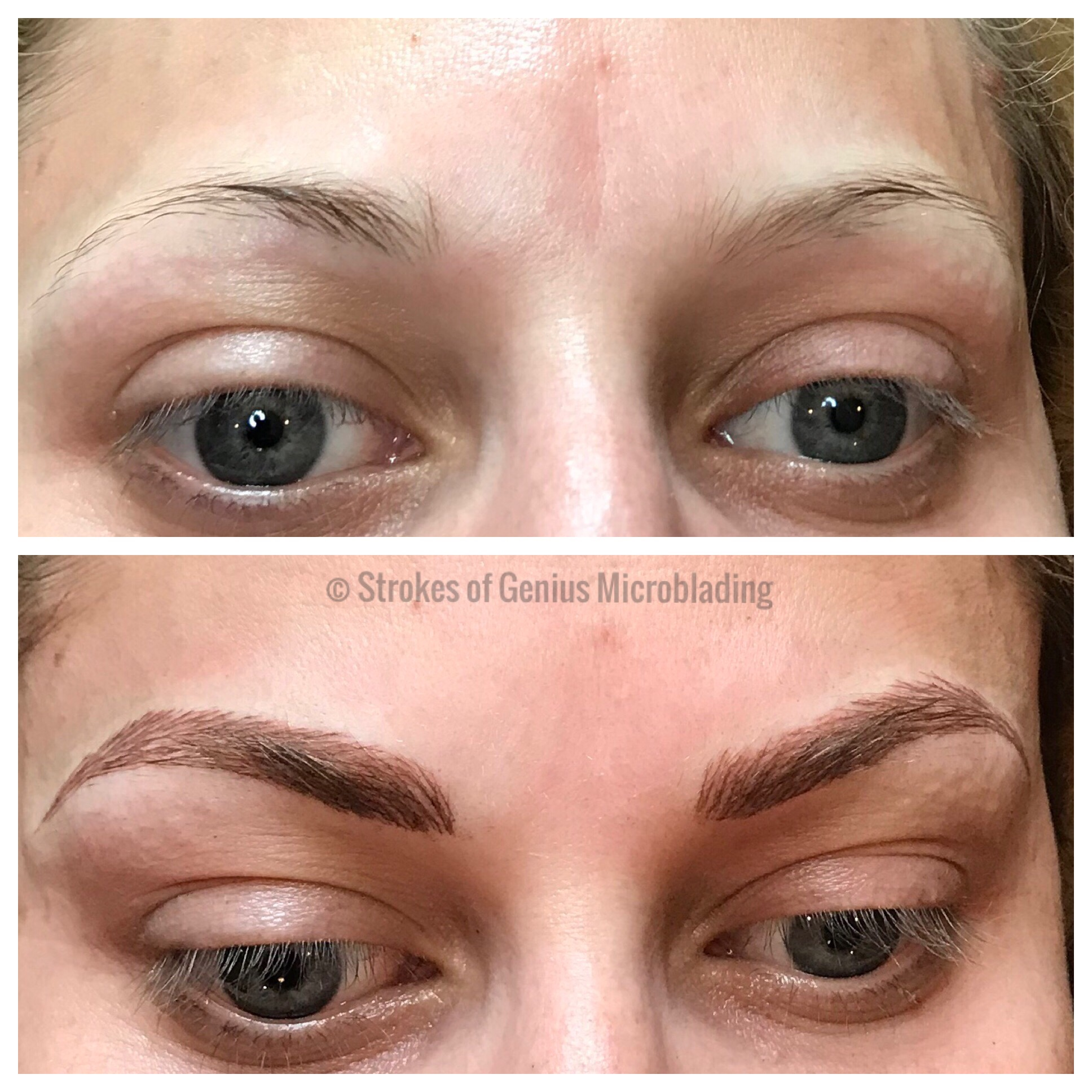 Top Reasons Why You Should Consider Getting Your Eyebrows Microbladed!!